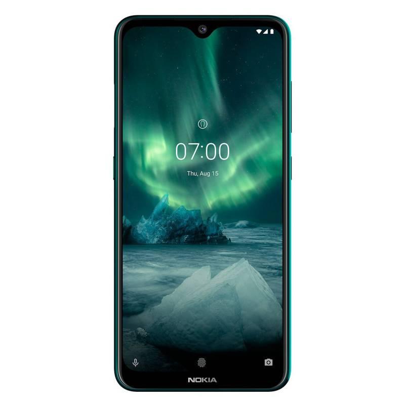 NOKIA - Smarphone Nokia 7.2 Ram 4Gb Entel Verde