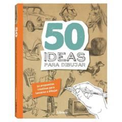 LIBRERO - 50 Ideas para Dibujar