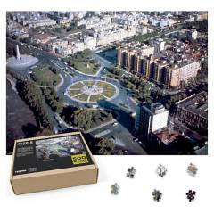 CARNAVALONLINE - Puzzle Historico Plaza Baquedano 500 piezas