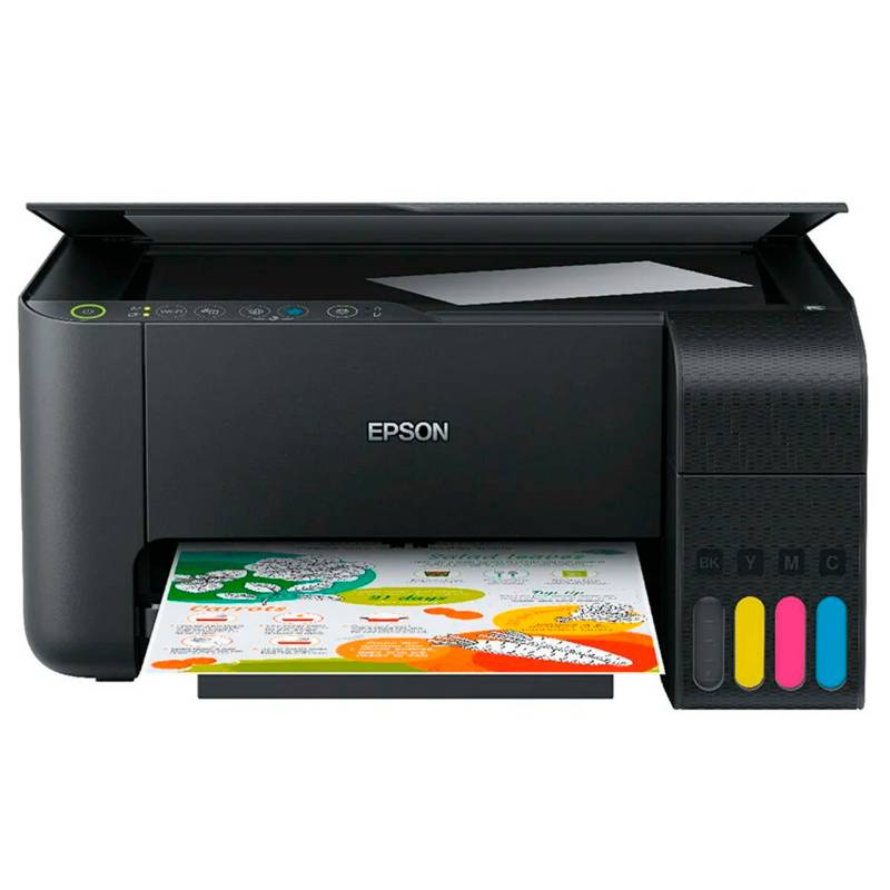 Epson - Impresora Epson Ecotank L3150 Multifuncional