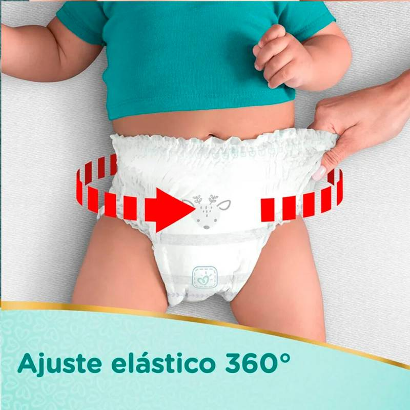 Pampers - 3 Pañales Pampers Pants Premium Care 192u Talla G
