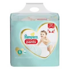 Pampers - 4 Pañales Pampers Pants Premium Care 256u Talla G