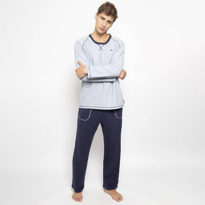 Palmers - Pijama Largo Micropolar