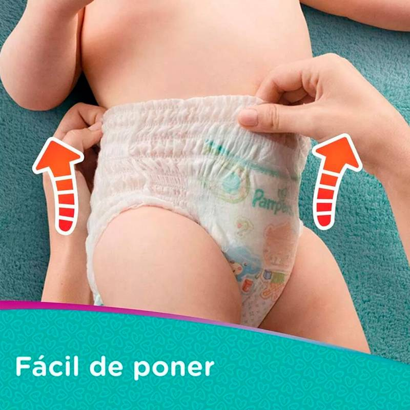 Pampers - Pañales Pampers Premium Care 72 Unidades Talla G