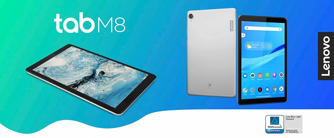 Lenovo Tablet M8