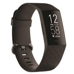 FITBIT - Smart Band CHARGE4 NEGRO