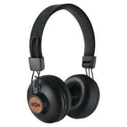 House Of Marley - Audífono Marley Positive Vibration 2 Bt Negro