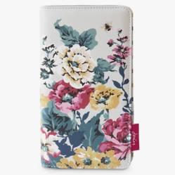 LA PAPELARIA - Porta Pasaporte Diseño Rosas