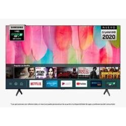 Samsung - LED Samsung  50'' TU7100 Crystal 4K Ultra HD Smart TV 2020