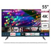 "Samsung - LED 55"" TU8200 Crystal UHD 4K Smart TV 2020"