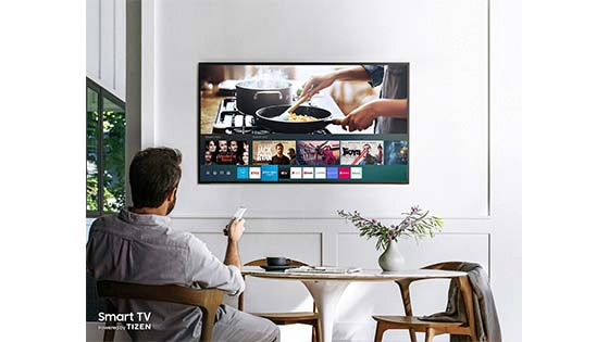 The Frame Smart 4K TV 2020 + Marco