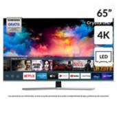 "Samsung - LED 65"" TU8500 Crystal UHD 4K Smart TV 2020"