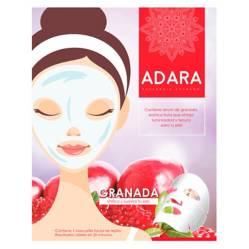 ADARA - Pack de 6 Máscaras Faciales de Granada