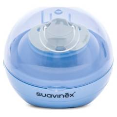 Suavinex - Esterilizador de Chupetes Uv