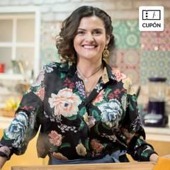 TOP CLASS STORE - Cupón para Curso online de Cocina Saludable con Connie Achurra
