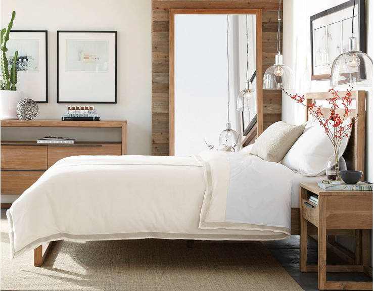 Dormitorio for Decoracion hogar falabella