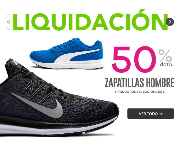 7bc7d318a Zapatillas Hombre - Falabella.com