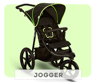 coches jogger