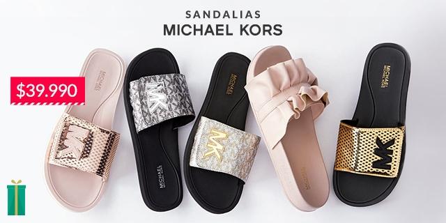 Sansalias Michael Kors 39.900 pesos