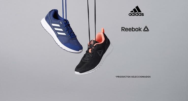 fcfb8d591 Zapatillas adidas y Reebok Hombre