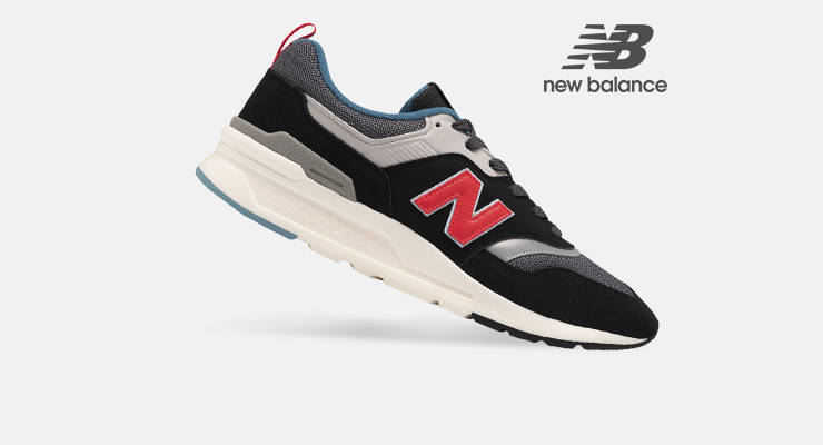 quality design 9595d c4df2 Chunky New Balance ¡Descúbrelas!