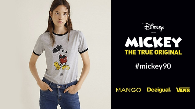 Mickey True Original