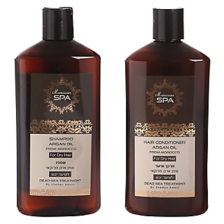 Pack Shampoo + Acondicionador Argán Oil Dry Hair