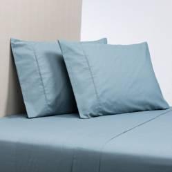 Sábana 180 Hilos Azul