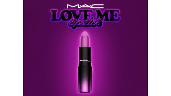 Love Me Lipstick Morados Impactantes