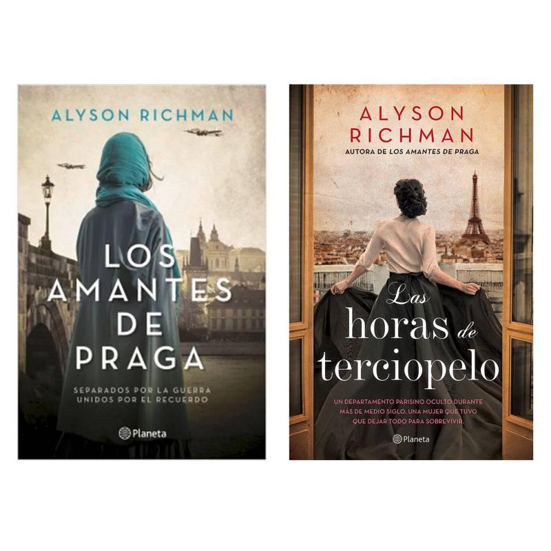 - Pack x2 Alyson Richman