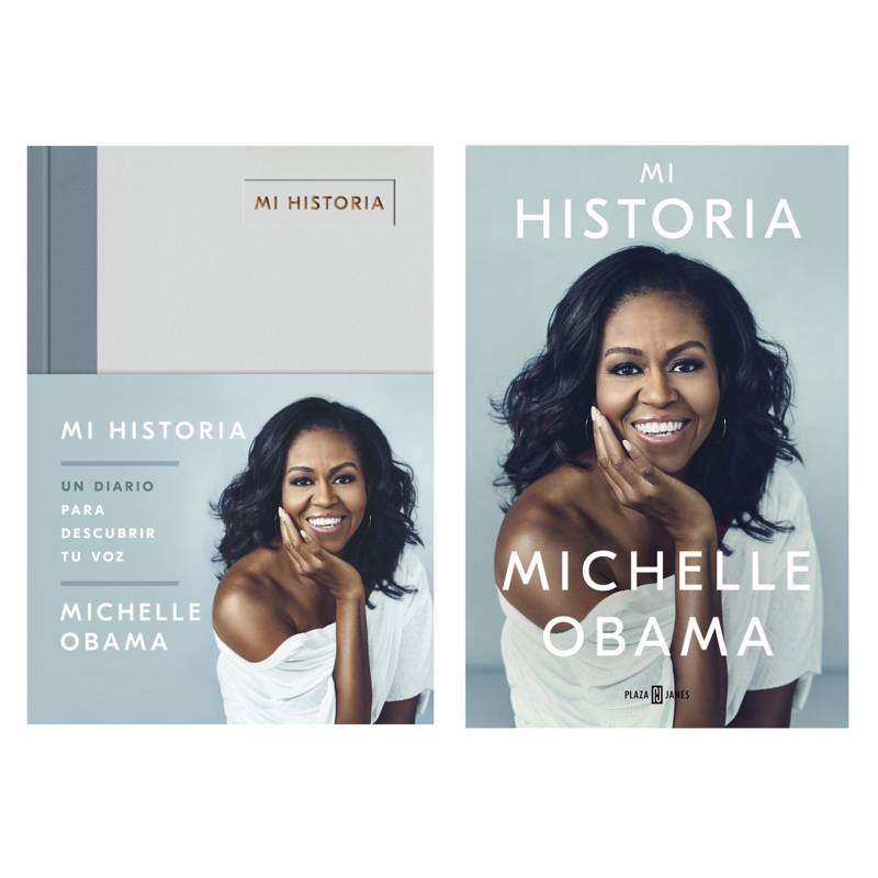 - Pack x2 New York Times Michelle Obama