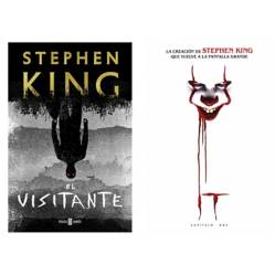 undefined - Pack x2 Terror Stephen King