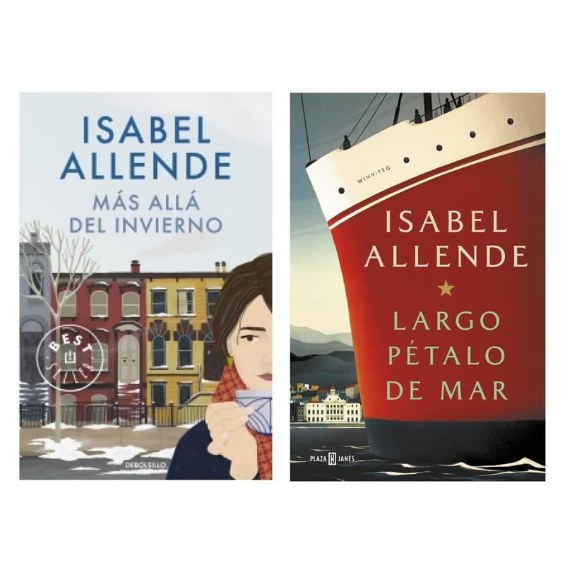 - Pack x2 Best Sellers Isabel Allende