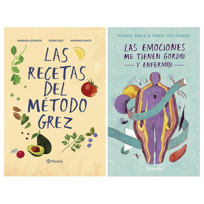 - Pack x 2 Pedro Grez