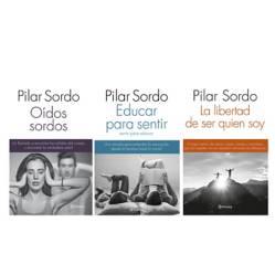 Pack x 3 Pilar Sordo