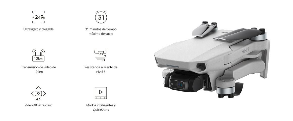 drone dji Mini 3