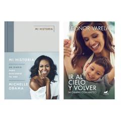 undefined - Pack x2 Leonor Varela y Michelle Obama