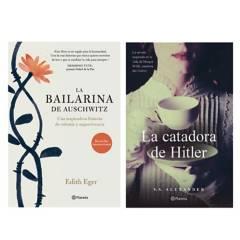 undefined - Pack x2 La Bailarina + Catadora de Hitler