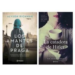 undefined - Pack x2 Amantes de Praga + Catadora de Hitler
