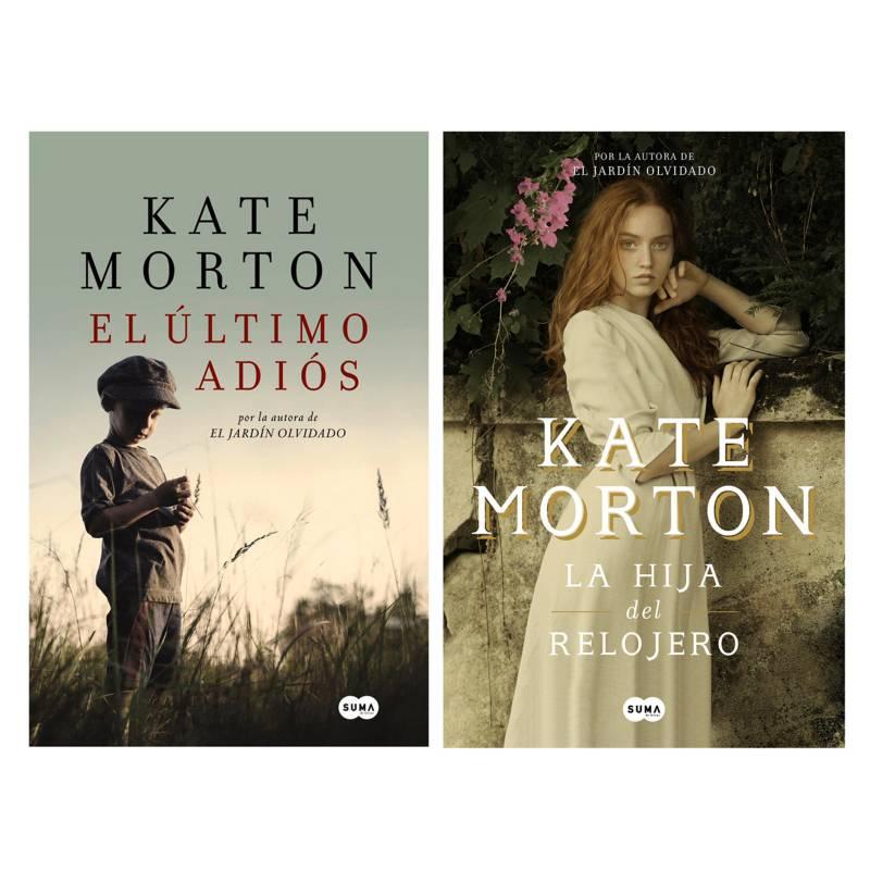 - Pack x2 Kate Morton