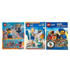 undefined - Pack x3 Lego City
