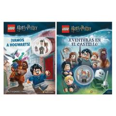 undefined - Pack x2 Lego Harry Potter