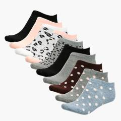 SYBILLA - Pack 10 Calcetines Mujer