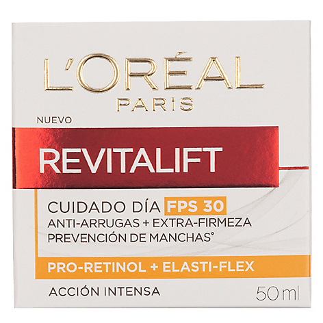 Crema de Día FPS30 Revitalift 50ml