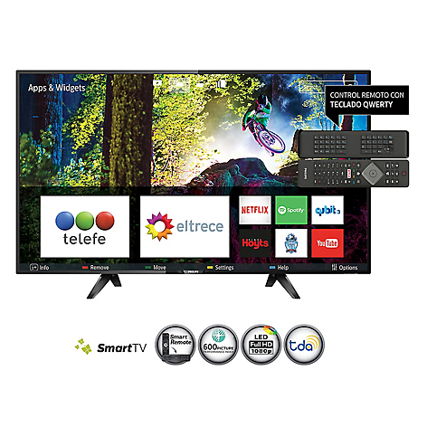 Smart TV LED 49'' Full HD 49PFG5102/77