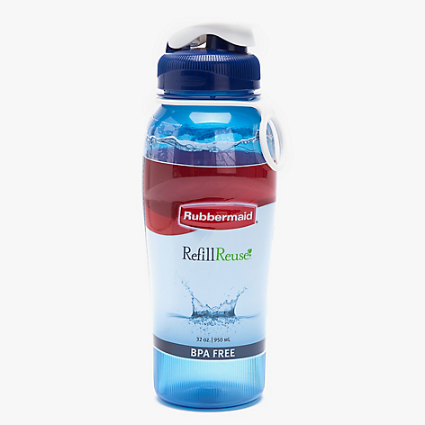 Botella refill reuse 950 ml