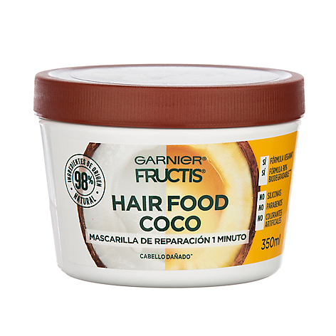Fructis Hair Food coco 350 ml
