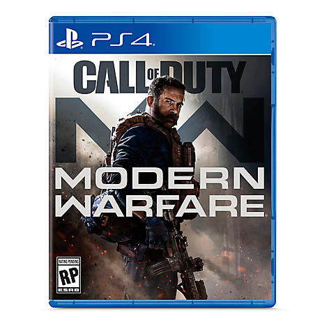 Call of duty Modern Warfare PS4