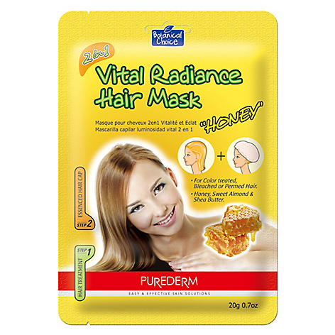 Vital Radiance Hair Mask Honey 20 g
