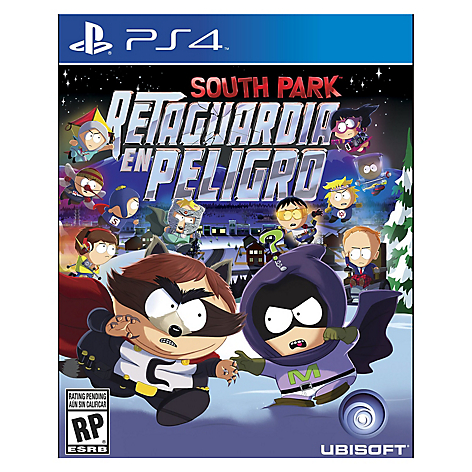 Juego PS4 South Park The fractured but whole